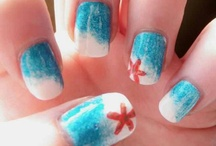 Nail art / by Melodie Hertz