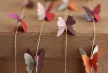 Deco papillons
