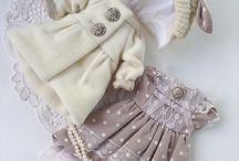 Одежда, аксессуары,образы для кукол
