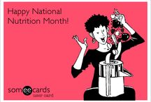 Go Further With Food- National Nutrition Month