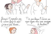 Léonie Pastèque - humour vegan / mes bd humour sur le véganisme, le végétarisme. L'histoire en strips d'une maman vegan, blagues spécial végétariens !