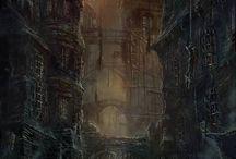 Videogames Landscapes
