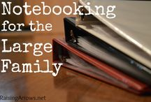 Homeschool- Notebooking