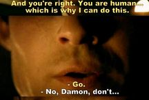 "the vampire diaries  / ""Hello brother"".."