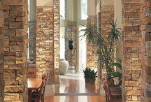 Stone Veneer, Cultured Stone
