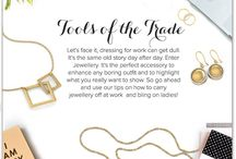 Tools of the Trade / Nothing but fab jewellery tips to accessorise every outfit like a pro!