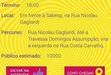 agenda carnaval 2017