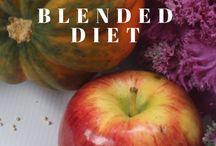 blended diet