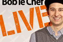 Recettes Bob le Chef