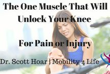 Lower Body Training and Injury Relief