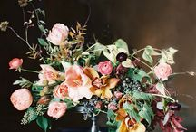 Wedding flowers / Delicious centrepieces and bouquets