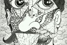 Graphic Art by Simone Verdi