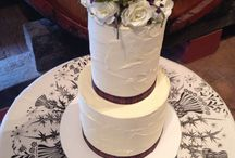 Wedding cakes /  Wedding cakes made by Louisa Morris Cakes