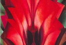 Georgia O'Keeffe - www.evapartcafe.com