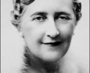 Agatha Cristie 1890-1976