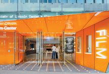 Architecture - orange