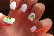 Cute nail designs  / by Sandy Duncan