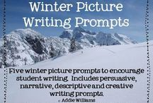 Writing/ELA / by Lesa Wilburn