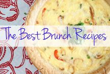 The Best Brunch Recipes / Here's to sleeping in until noon and whipping up the most delicious brunch recipes ever! / by The Latin Kitchen