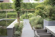 Tuin / Ideeën voor tuin