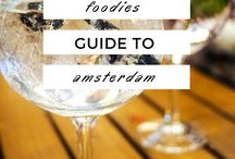 Traveling Food Guides