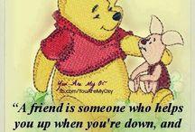 Winnie P Bear