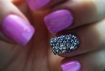 Nail-polish / nail art
