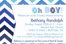Baby Shower Ideas / by JoDitt Williams | JoDitt Designs