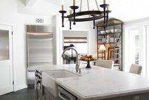 kitchen. / by Sarah Schneider