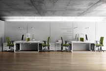 Designer Office Spaces / by Ergoprise Ergonomics