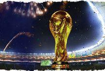 FIFA World Cup @ Brazil 2014 / http://matome.naver.jp/odai/2140287511781631701 http://matome.naver.jp/odai/2140360964262799901 http://matome.naver.jp/odai/2140395383502285501 / by Shikaishik