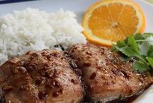 Recipes-Main Dishes Fish / by Sarah Minnick