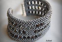 Beadwork, handmade jewerly