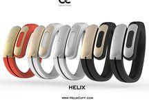HelixCuff: Colors