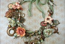 Jewelry VINTAGE Project..... Inspired  ..Tutorials...tips...video's