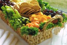 Vegetable tray ideas