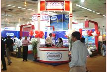 Event and Exhibition – Narsaria's Industries / Narsaria's forever takes participates in every kind of food products events and exhibition which improve the company in branding business.