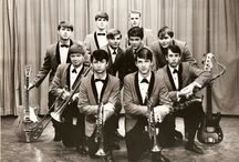 Bands of the 60s and 70s / Musical Groups Who Played North and South Carolina During The 60s and 70s / by J. Nelson Eldridge