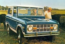 Broncotimes / 1966-1977 Ford Broncos