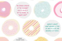 Donuts. / Donuts for days! Delicious