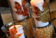 Fall Decor / by Chris Alaimo-Blezien