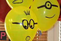 Minions - Reaghan's 6th Birthday