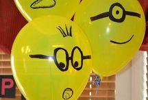 Minion Birthday Party For Abbi