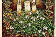 Sabbat 6.Imbolc - Voorjaar