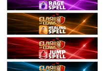 Clase of clans