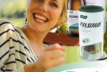 A. Vogel Molkosan® / Tο Molkosan® συμβάλλει στην αποκατάσταση των υγιών βακτηρίων του εντέρου.Επιπλέον,έχοντας καλύτερη πεπτική λειτουργία μέσω ανάπτυξης φιλικών βακτηρίων,θα τονωθεί ο μεταβολισμός,βοηθώντας στον έλεγχο βάρους.  http://www.avogel.gr/product-finder/avogel/molkosan.php http://www.avogel.gr/product-finder/avogel/flora_balance.php