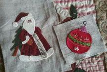 Calicopatchdesigns.com Christmas BOM