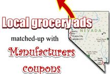 Couponing & Grocery Shopping