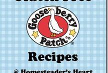 Gluten Free Conversion Recipes