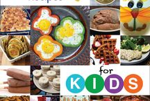 Healthy snack ideas for kids / Let's face it, kids can be picky eaters but sometimes all they need is a cute looking meal to start eating. Find tasty snack ideas for your kids as well as easy kid-friendly recipes that are easy to make and also healthy.